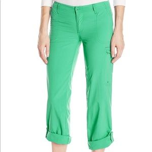 Columbia Aruba roll up pants New without tags!